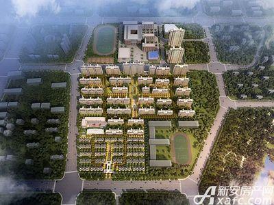 中南·熙悦鸟瞰图1