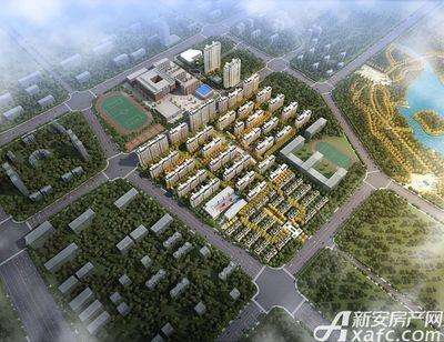 中南·熙悦鸟瞰图2