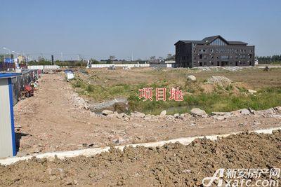 文一云溪湾项目地还未动工(2017.5.22)