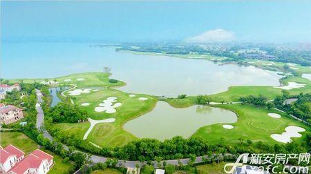 奥青城翠湖园实景图