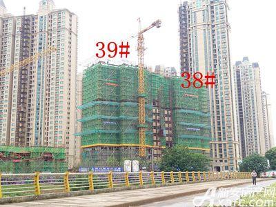 恒大绿洲38#、39#楼项目进度(2017.5.24)