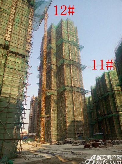 公园道壹号11#、12#楼项目进度(2017.5.24)