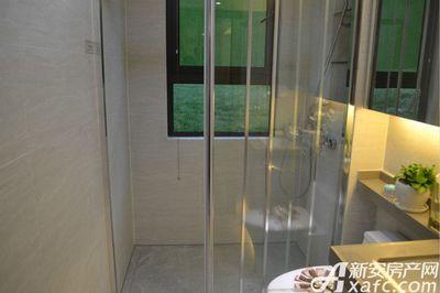 中南·熙悦126㎡户型样板间卫生间