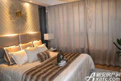 中南·熙悦126㎡户型样板间卧室