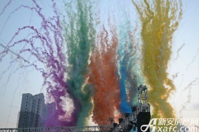 中南·熙悦样板间盛大开放(2017.5.18)