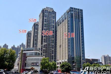 蓝光时代红街商业工程进度