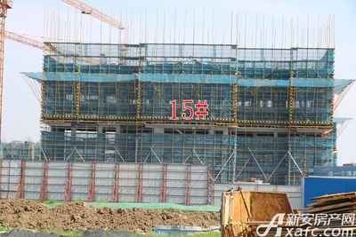 皖新翡翠庄园15#约建至6层(2017.5)