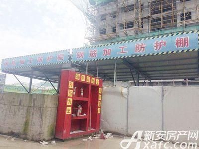 梅林国际现场消防器材台(20170607)