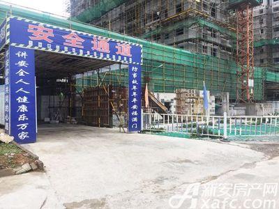 梅林国际项目施工现场(20170607)