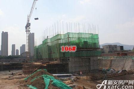 万泰滨湖新城工程进度