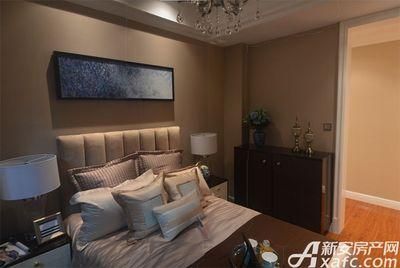 皖投天下名筑119平米户型样板间卧室