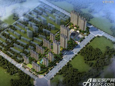 红叶东城花园效果图