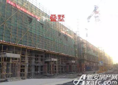 金鹏玲珑湾东院工程进度(2017.6.12)