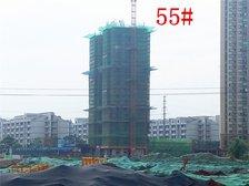 恒大绿洲55#项目进度(2017.6.14)