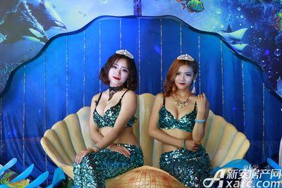 碧桂园•钻石湾活动现场模特展示(2017.6.17)