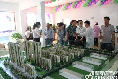 融翔·君悦澜山城市展厅开放20170528
