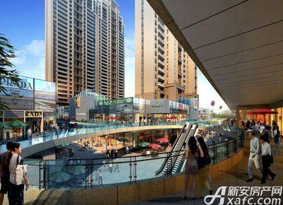 宿州CBD·中心广场商业效果图