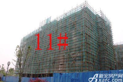 宇业天逸华府11#工程进度(2017.6.16)