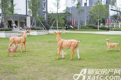 联佳爱这城中央景观带【20170623】