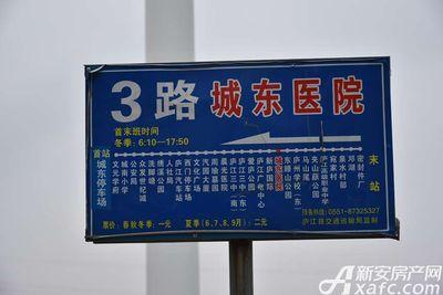 碧桂园•钻石湾项目公交线路图