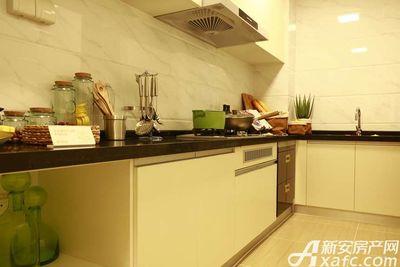 碧桂园•钻石湾108㎡户型厨房