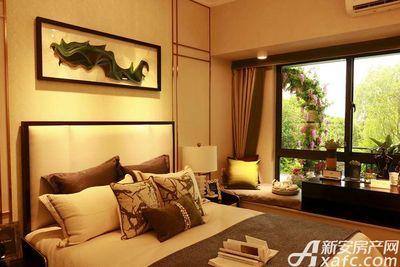 碧桂园•钻石湾108㎡户型卧室