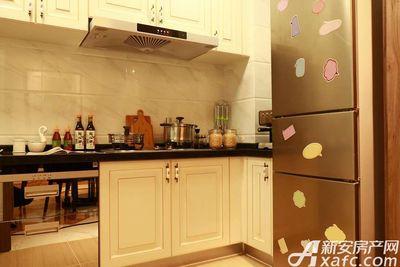 碧桂园•钻石湾140㎡户型厨房
