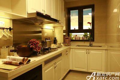 恒大悦龙台127㎡户型厨房