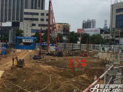 中航长江广场11#楼6月进度(2017.6.27)