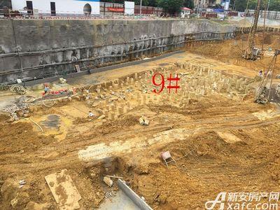 中航长江广场9#楼6月进度(2017.6.27)