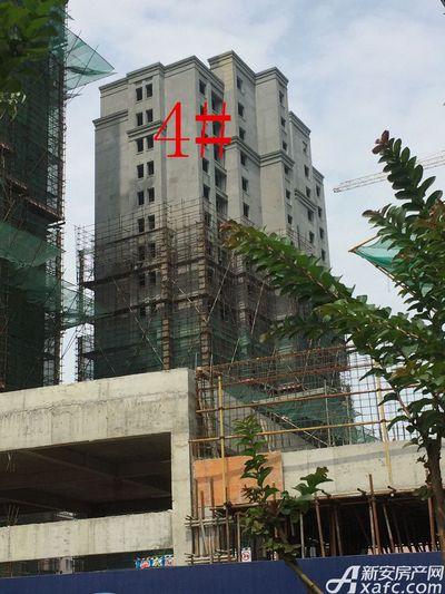 华源七星城4#楼6月进度(2017.6.27)