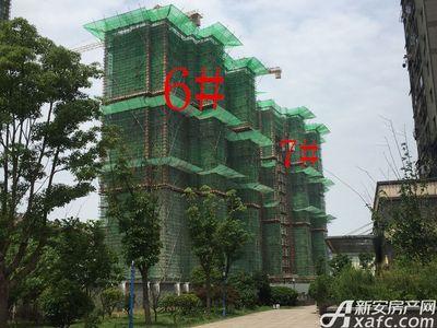 华源七星城5#、6#楼6月进度(2017.6.27)