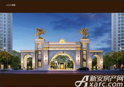 北京城建珑樾华府实景图