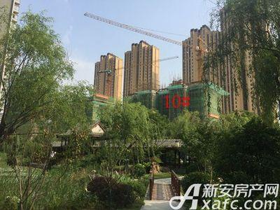 荣盛西湖观邸10#工程进度(2017-6)