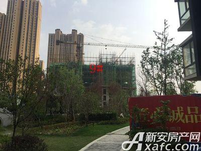 荣盛西湖观邸9#工程进度(2017-6)