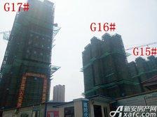 高速铜都天地G15#—G17#楼项目进度(2017.6.28)