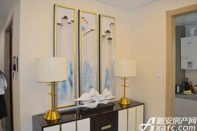 中南·熙悦121㎡样板房装饰(2017.518)