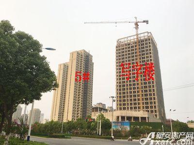 葛洲坝国际中心工程进度