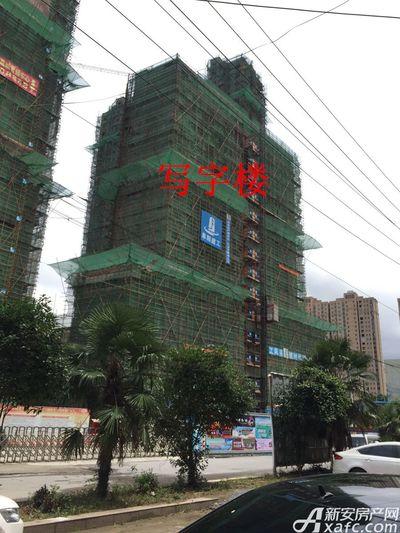 铜化弘宇嘉城写字楼7月进度(2017.7.10)