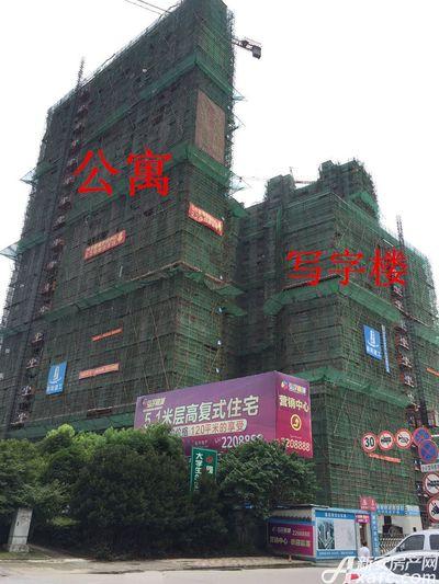 铜化弘宇嘉城公寓、写字楼7月进度(2017.7.10)