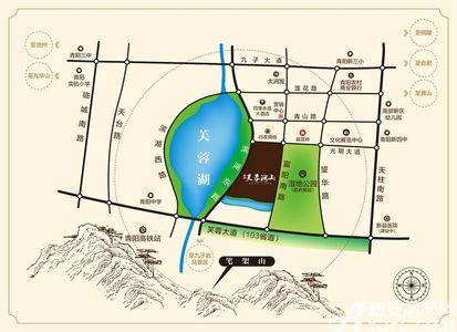 和煦·芙蓉澜山交通图