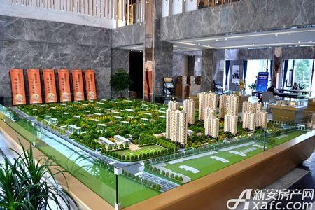 粤泰公园天鹅湾实景图
