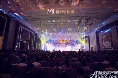 宿州碧桂园宿州碧桂园品牌暨大都会精神首发会(2017.7.16)