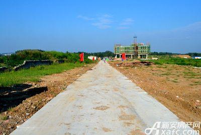 高速·海德公馆海德公馆项目进度(2017.7)