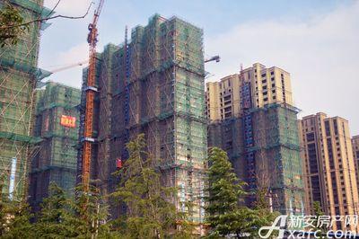 万成·哈佛玫瑰园一期高层13#17#工程进度(2017.7)