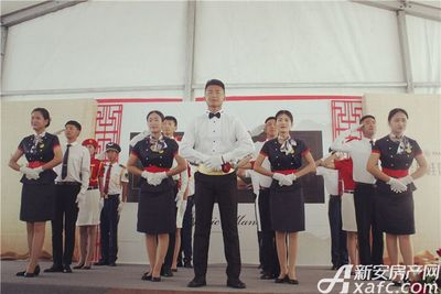淮北碧桂园品质物业服务展示20170716