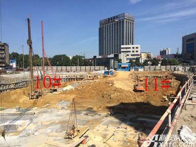 中航长江广场10#、11#楼7月进度(2017.7.18)