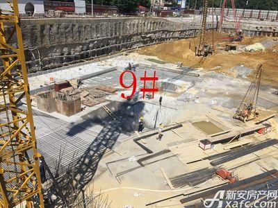 中航长江广场9#楼7月进度(2017.7.18)