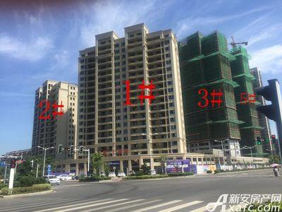 华源七星城1#、2#楼7月进度(2017.7.20)