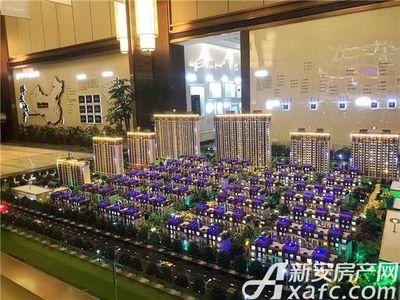 祥生东方樾实景图